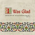 I Was Glad, Sumphonia CD