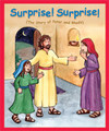 Bible Big Books: Surprise, Surprise! (Peter and Rhoda)