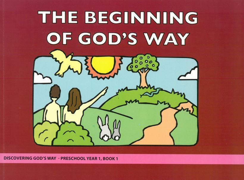 DGW Preschool 1:1 - Beginning of God`s Way - CEI Bookstore / Truth ...