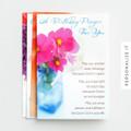 BX CD - Birthday - Flowers of Joy