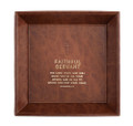 Valet Tray - Just For Him - Faithful Servant Deuteronomy 15:10