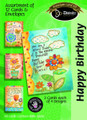 BX CD - Happy Birthday - Flowers