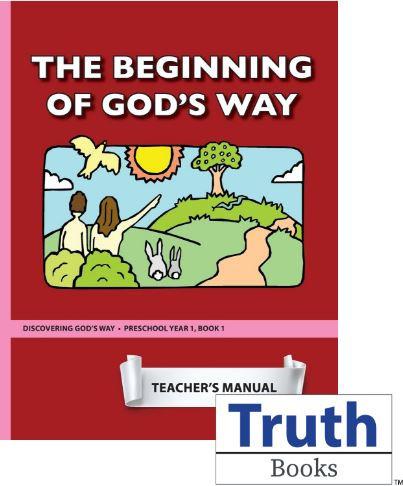 DGW Preschool 1:1 - Beginning of God\'s Way - Teacher\'s Manual - CEI ...
