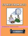 DGW Preschool 2:3 - Stories from Acts - Teacher's Manual