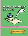 DGW Preschool 2:4 - New Testament Letters - Teacher's Manual