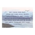 PIO Isaiah 40:31