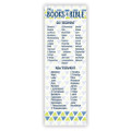 Bookmark - Books of the Bible (10 Pk)
