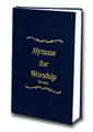 Hymns For Worship - Blue Hardback