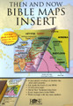 Then and Now Bible Map Insert