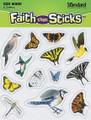 Stickers - Garden Birds and Butterflies