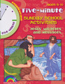 5 Minute Activities - Jesus' Miracles and Messages (Ages 5-10)