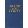 Praise for the Lord - Blue Hardback