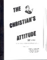 Christian's Attitude-1 52 Lessons