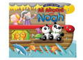 All Aboard With Noah Lift the Flap Board Book