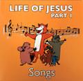 DGW Nursery 1:3 - Life of Jesus 1 Song CD