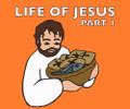 DGW Nursery 1:3 - Life of Jesus 1 Flip Chart