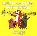 DGW Nursery 1:2 - Ruth - Nehemiah Songs CD