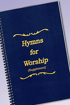 Hymns for Worship Supplement. 151 Songs.