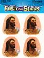 Stickers - Jesus, Our Savior
