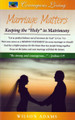 Courageous Living Series Marriage Matters