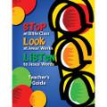 Stop, Look, and Listen Young Teen Teacher's Guide