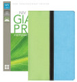 Bible NIV Giant Print Compact Melon Green/Turquoise