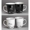 Mug - Mr. and Mrs. (Set of 2)