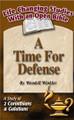 Time For Defense (2 Corinthians-Galatians)