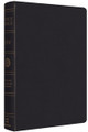 Bible ESV Personal Reference Black TruTone