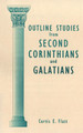 Outline Studies from 2 Corinthians and Galatians