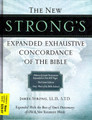 New Strong's Expanded Exhaustive Concordance *Super Saver*