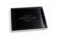Guest Book (Church Guest) Black