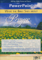 PowerPoint: What The Bible Says About Prayer