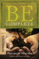 Be Complete - Colossians