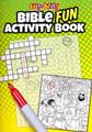 Itty-Bitty Bible Fun Activity Book
