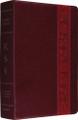 Bible ESV Study Mahogany Trellis Design