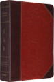 Bible ESV Study Brown/Cordovan Portfolio Design Indexed