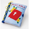 Busy Bible - Jesus Our Savior - A Handmade Heirloom