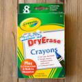 Crayola Dry Erase Crayons (Washable)