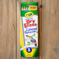 Crayola Dry Erase Colored Pencils (Washable)