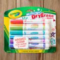 Crayola Dry Erase Markers (Washable)