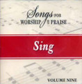 Songs for Worship & Praise CD 9 - Sing