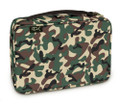 Bible Cover - Camo Woodland LG