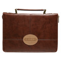 Bible Case - Trust in the Lord Prov. 3:5 Brown Large