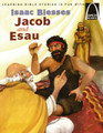 ARCH Isaac Blesses Jacob and Esau