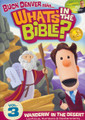 What's in the Bible? #3: Wanderin' In the Desert DVD