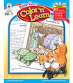 Bible Story Color 'n' Learn - Grades PK-1