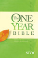 NIV One Year Bible, PB
