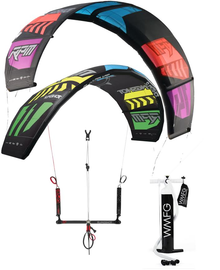 2 Kite Super Closeout Package