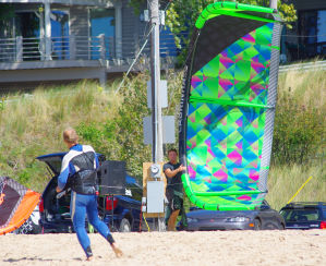 2014 Cabrinha Drifter kite